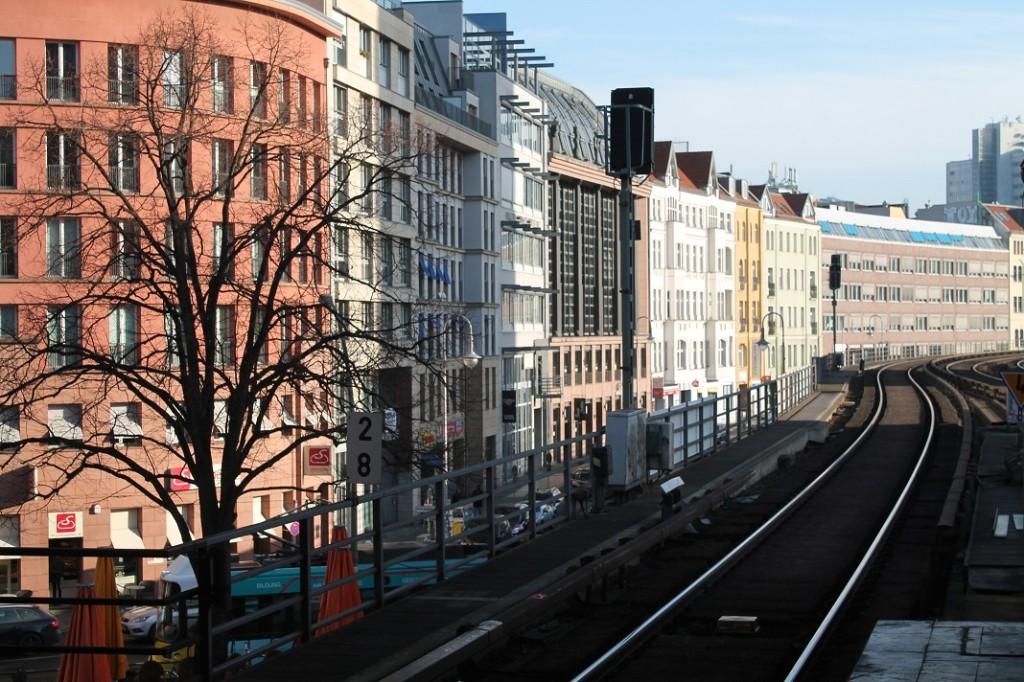 Londra-Berlino 105