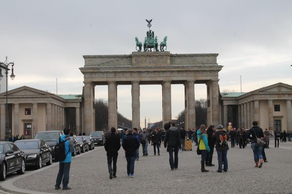 Londra-Berlino 134